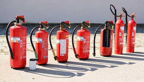 Extintores en Madrid con todas las garantías