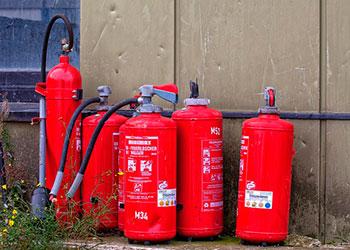 empresa de recarga de extintores retimbrado