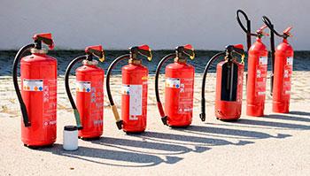 empresa de recarga de extintores precio
