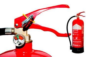 empresa extintores precio