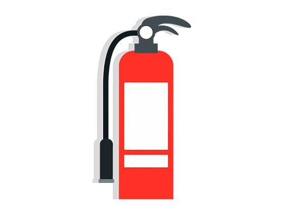 ¿Cómo se debe utilizar un extintor?
