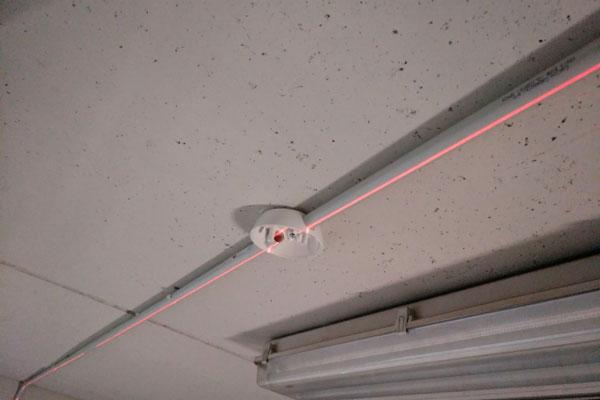 Nuevo trabajo de instalación de sistema contra incendios en Alcalá de Henares