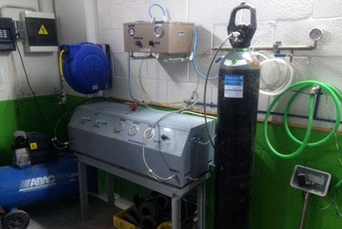 mantenimiento extintores corredor del henares