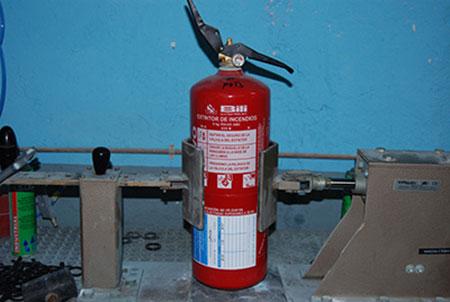 Dónde  comprar extintores en el corredor del Henares