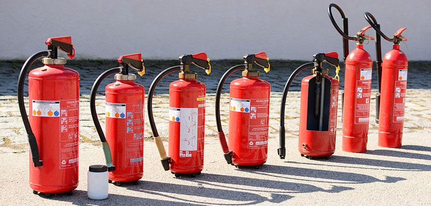 precio extintores corredor del henares