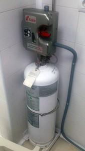 extinción automática de incendios en campanas extractoras