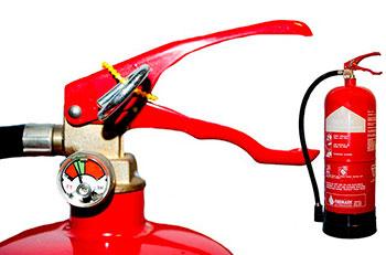 venta y recarga de extintores precio
