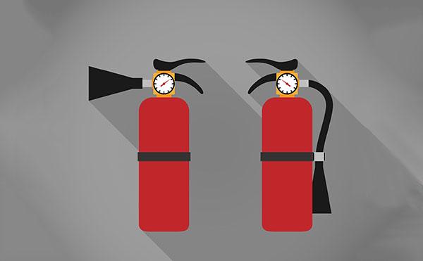 Empresa de recarga de extintores: servicios de mantenimiento