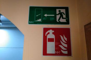 sistema contra incendios