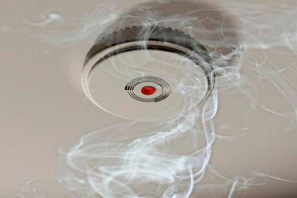 seguridad en caso de incendio