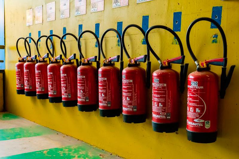 Consejos para leer la etiqueta de un extintor
