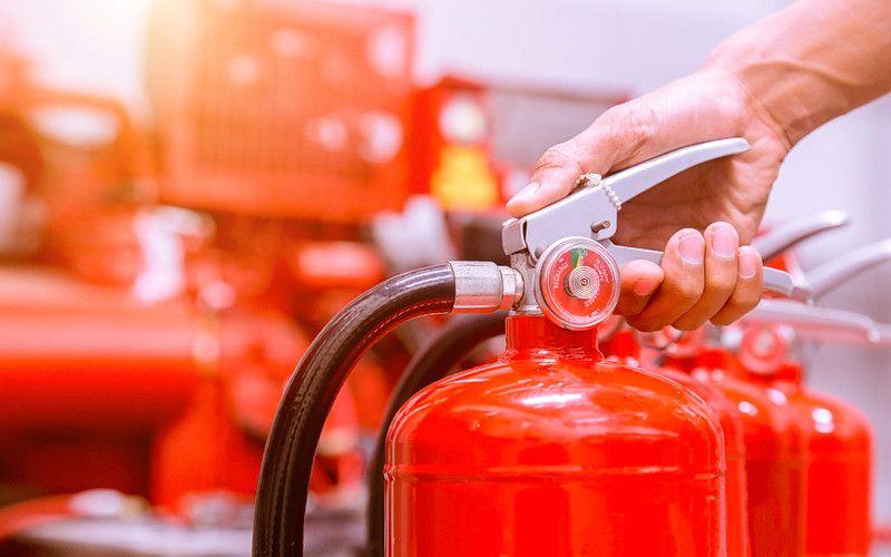 Extintores Cruz: Tu empresa de extintores en Madrid