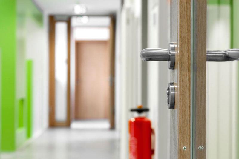 Extintores ideales para oficinas: ¿qué tipos existen?