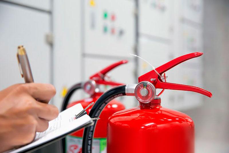 Dónde colocar un extintor en tu vivienda